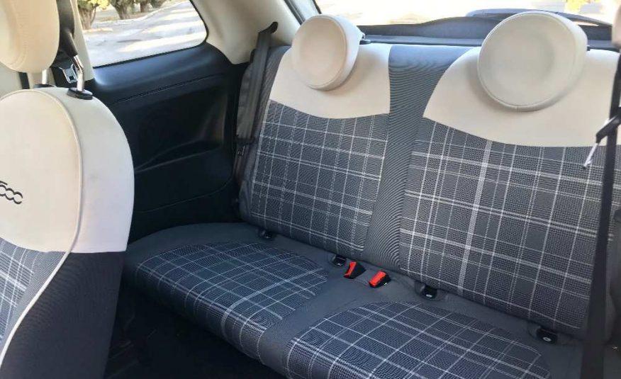 Fiat 500 Lounge