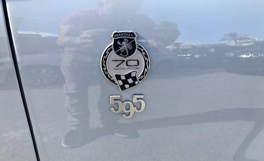 Gama Abarth 595