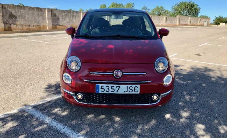 Fiat 500 Lounge Llévatelo por sólo 99€ al mes