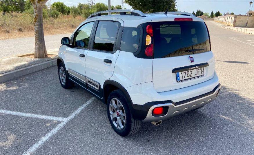 Fiat Panda Cross 4×4