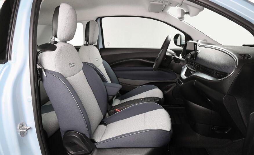 Fiat 500BEV Icon           100% ELECTRICO desde